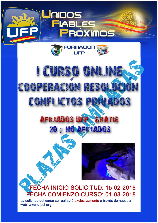 CARTEL_I_CURSO_Cooperacion_Resolucion_Co